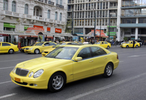 greece-taxis