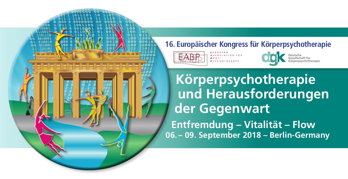DE 16th European Congress of Body Psychotherapy